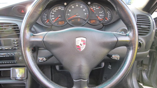 2001 Porsche 911 (996) Carrera 3.4 Convertible Manual 6 Speed For Sale (picture 4 of 6)