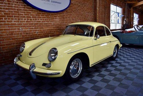 1960 Porsche 356 B T-5 Super Coupe SOLD (picture 2 of 6)