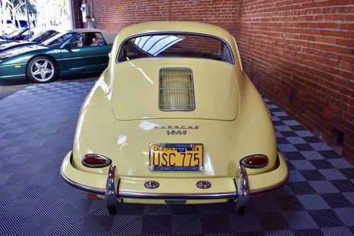 1960 Porsche 356 B T-5 Super Coupe SOLD (picture 4 of 6)