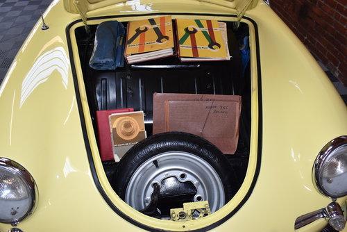 1960 Porsche 356 B T-5 Super Coupe SOLD (picture 5 of 6)
