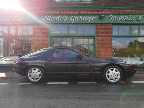 1991 Porsche 928 S4 Automatic LHD  For Sale (picture 1 of 4)