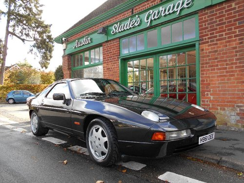 1991 Porsche 928 S4 Automatic LHD  For Sale (picture 2 of 4)