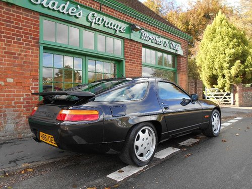 1991 Porsche 928 S4 Automatic LHD  For Sale (picture 3 of 4)