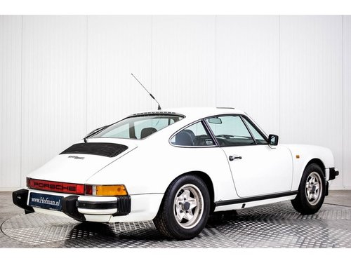 1978 Porsche 911 3.0 SC Coupé Sportomatic For Sale (picture 2 of 6)
