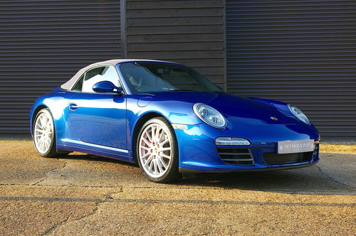 2008/58 Porsche 997 C4S Convertible PDK Auto (30,000 miles) SOLD (picture 2 of 6)