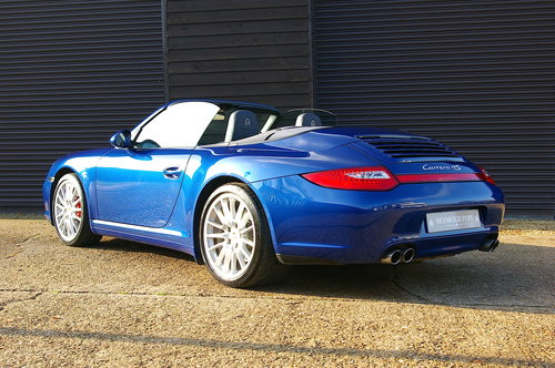 2008/58 Porsche 997 C4S Convertible PDK Auto (30,000 miles) SOLD (picture 3 of 6)