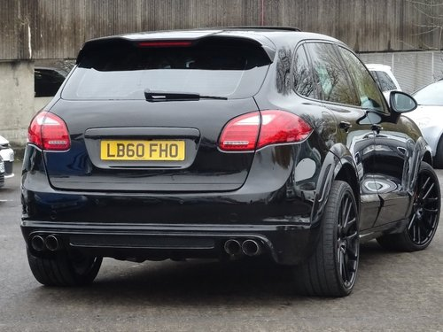 2011 Porsche Cayenne 3.0 V6 S Tiptronic S AWD 5dr HUGE SPEC + FUL For Sale (picture 3 of 6)