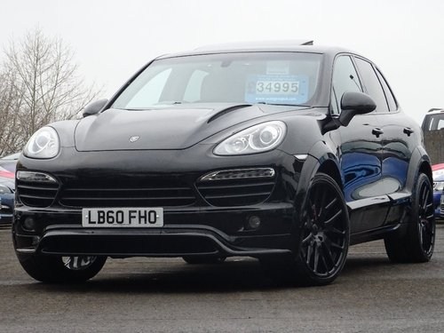 2011 Porsche Cayenne 3.0 V6 S Tiptronic S AWD 5dr HUGE SPEC + FUL For Sale (picture 4 of 6)