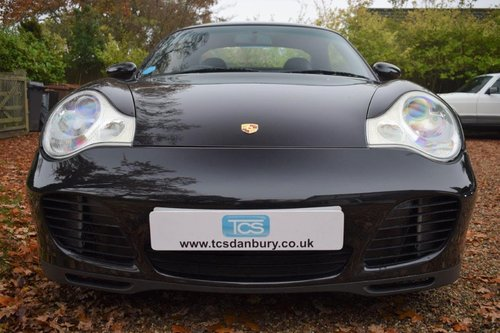 2004 Porsche 911 (996) C4S Cabriolet Tiptronic-S FSH For Sale (picture 4 of 6)
