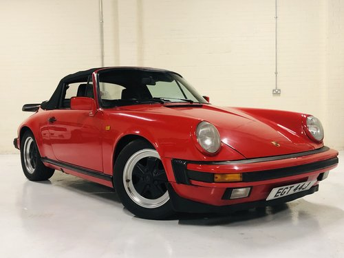 1970 PORSCHE 911 CONVERTIBLE - GUARDS RED 3.2 - SUPER VALUE SOLD (picture 1 of 6)