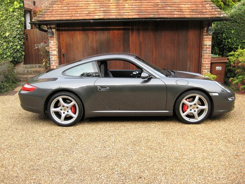 2008 Porsche 911 (997) 3.8 Carrera S With Only 24,000 Miles  For Sale (picture 6 of 6)