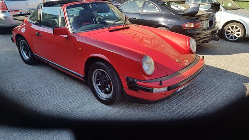 911 SC 1979 full service history For Sale (picture 3 of 6)