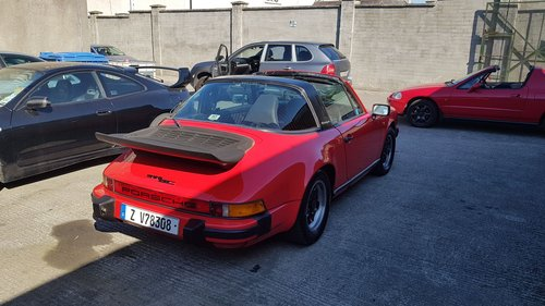 911 SC 1979 full service history For Sale (picture 4 of 6)