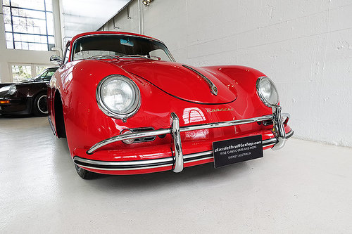 1959 Beautiful Australian del., numbers matching Porsche 356 A SOLD (picture 1 of 6)