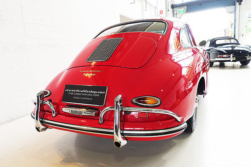 1959 Beautiful Australian del., numbers matching Porsche 356 A SOLD (picture 2 of 6)