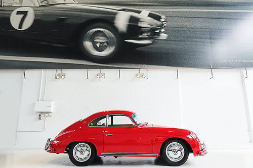 1959 Beautiful Australian del., numbers matching Porsche 356 A SOLD (picture 3 of 6)