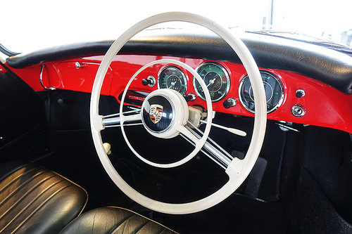 1959 Beautiful Australian del., numbers matching Porsche 356 A SOLD (picture 6 of 6)
