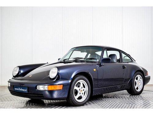 1991 Porsche 911 3.6 Carrera 2 Coupé Tiptronic 964 For Sale (picture 1 of 6)
