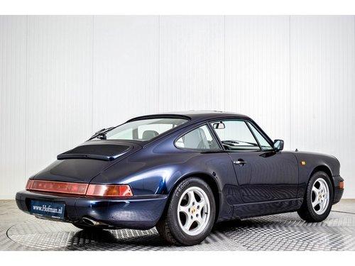 1991 Porsche 911 3.6 Carrera 2 Coupé Tiptronic 964 For Sale (picture 2 of 6)