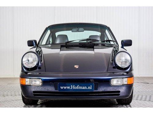 1991 Porsche 911 3.6 Carrera 2 Coupé Tiptronic 964 For Sale (picture 3 of 6)