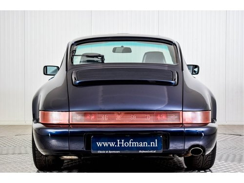 1991 Porsche 911 3.6 Carrera 2 Coupé Tiptronic 964 For Sale (picture 4 of 6)