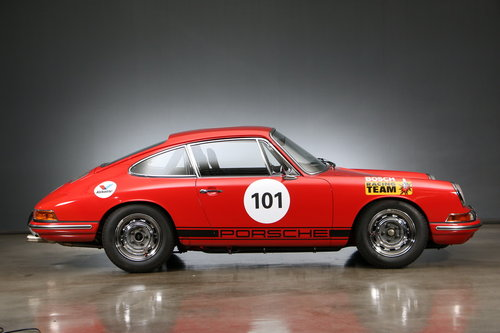 1965 Porsche 911 2.0 Coupé Racecar For Sale (picture 2 of 6)