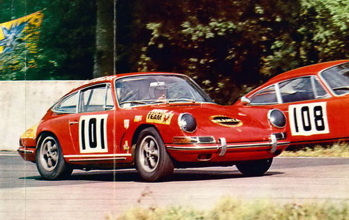 1965 Porsche 911 2.0 Coupe Racecar For Sale (picture 6 of 6)