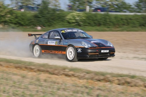 PORSCHE 996 GT3 RALLY CAR 2003 GEN 2 For Sale (picture 1 of 6)
