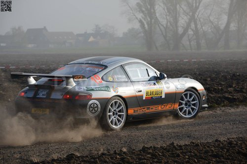 PORSCHE 996 GT3 RALLY CAR 2003 GEN 2 For Sale (picture 2 of 6)