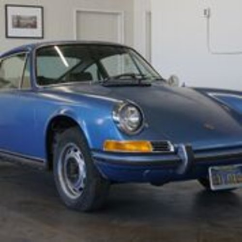 1971 Porsche 911T Coupe # 22586 For Sale (picture 1 of 5)