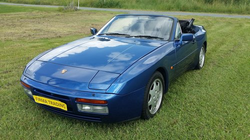 1991 Porsche 944 S2 Rare Convertible by Firma Trading For Sale (picture 1 of 6)
