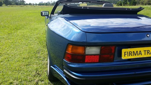1991 Porsche 944 S2 Rare Convertible by Firma Trading For Sale (picture 3 of 6)