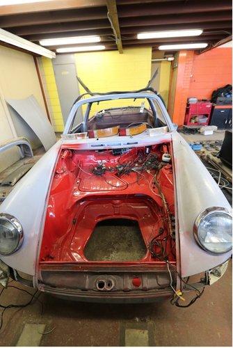 1968 Porsche 911 T project car For Sale (picture 3 of 3)