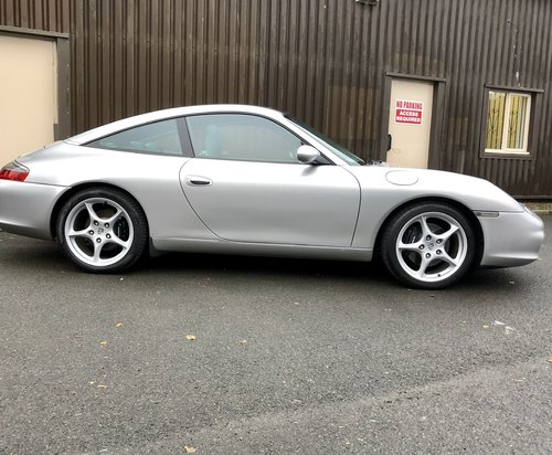 2002/51 Porsche 911 TARGA For Sale (picture 2 of 6)