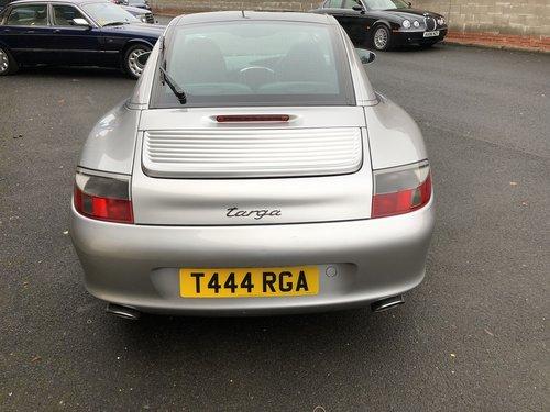 2002/51 Porsche 911 TARGA For Sale (picture 3 of 6)