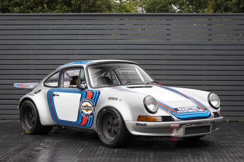 1980 Porsche 911 RSR EVO LHD  SOLD (picture 1 of 6)
