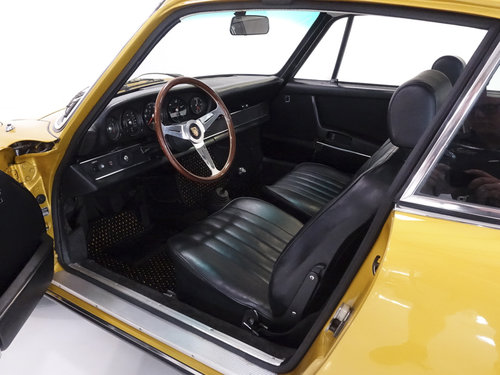 1973 1/2 Porsche 911T 2.4 Sunroof Coupe For Sale (picture 3 of 6)