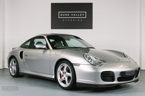 2001 Porsche 911 (996) Turbo Coupe SOLD (picture 1 of 6)