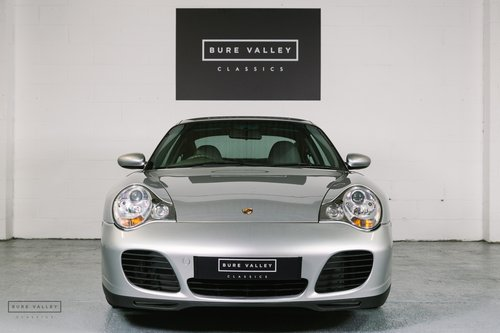 2001 Porsche 911 (996) Turbo Coupe SOLD (picture 2 of 6)