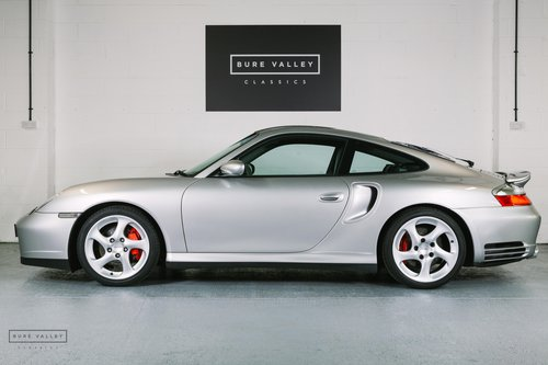 2001 Porsche 911 (996) Turbo Coupe SOLD (picture 3 of 6)