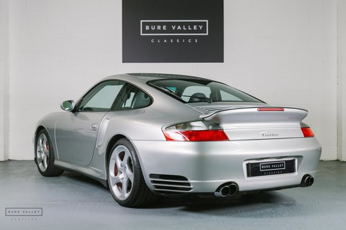 2001 Porsche 911 (996) Turbo Coupe SOLD (picture 4 of 6)