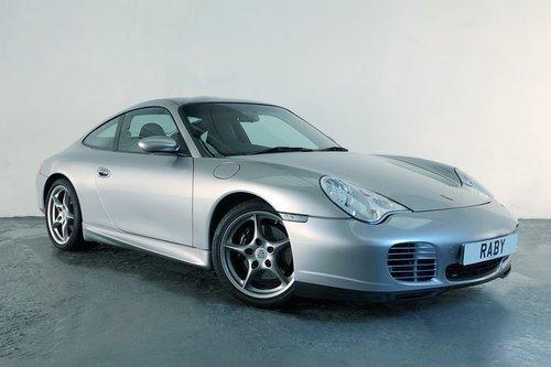 2004 Porsche 911 40th Anniversary 996 SOLD (picture 1 of 6)
