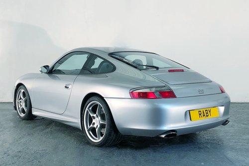 2004 Porsche 911 40th Anniversary 996 SOLD (picture 2 of 6)