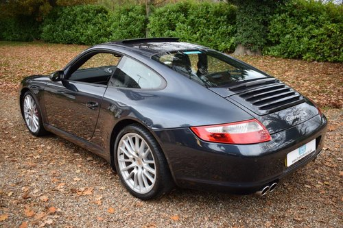 2006 Porsche 911 (997) Carrera S 3.8i WideBody 6-Speed Manual For Sale (picture 2 of 6)