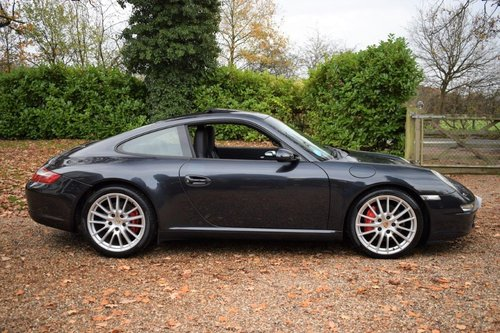 2006 Porsche 911 (997) Carrera S 3.8i WideBody 6-Speed Manual For Sale (picture 3 of 6)