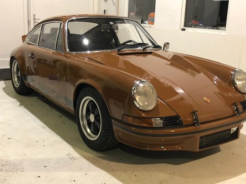 PORSCHE  Coupe LHD  911-2,4 S -1973-  THE PORSCHE ICOON !! For Sale (picture 1 of 6)