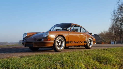 PORSCHE  Coupe LHD  911-2,4 S -1973-  THE PORSCHE ICOON !! For Sale (picture 2 of 6)