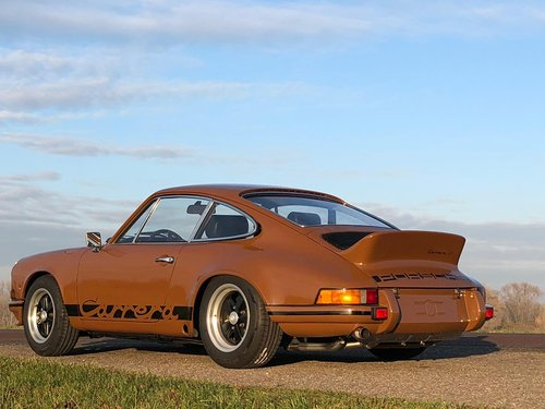 PORSCHE  Coupe LHD  911-2,4 S -1973-  THE PORSCHE ICOON !! For Sale (picture 3 of 6)