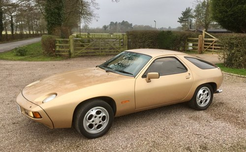1979 Porsche 928 4.5 1owner undergoing light restoration at MR928 For Sale (picture 3 of 6)