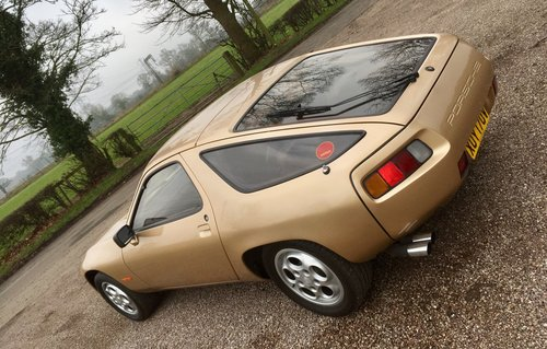 1979 Porsche 928 4.5 1owner undergoing light restoration at MR928 For Sale (picture 4 of 6)